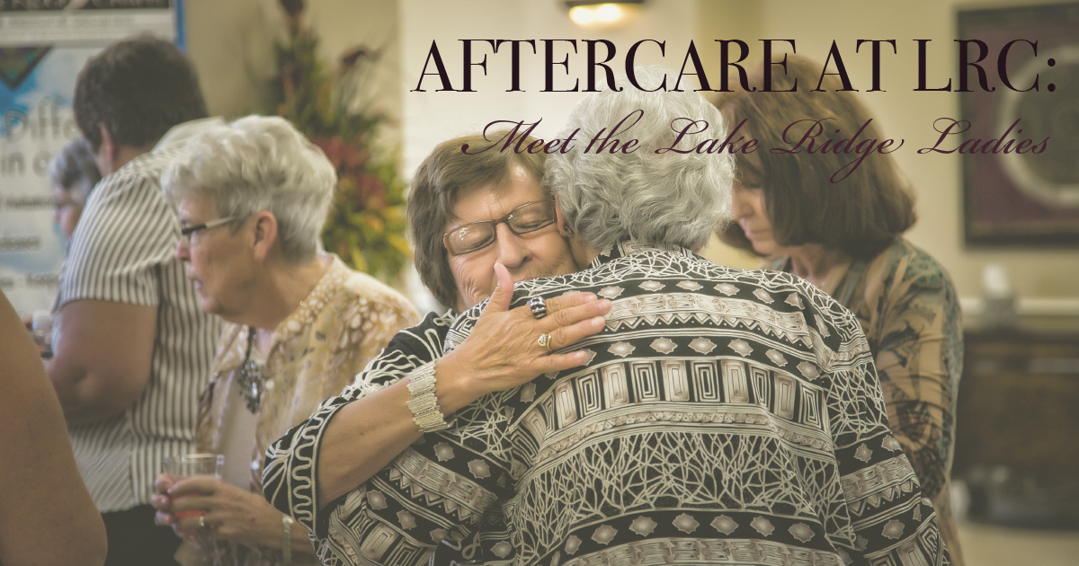 Aftercare at LRC - Meet the LRL