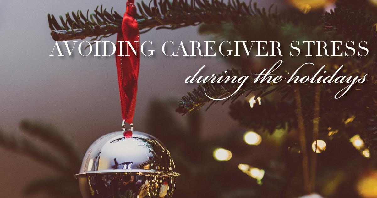 avoiding caregiver stress